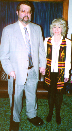 Arthur and Sue Doederlein