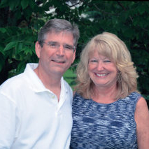 Mark and Sharon Adams